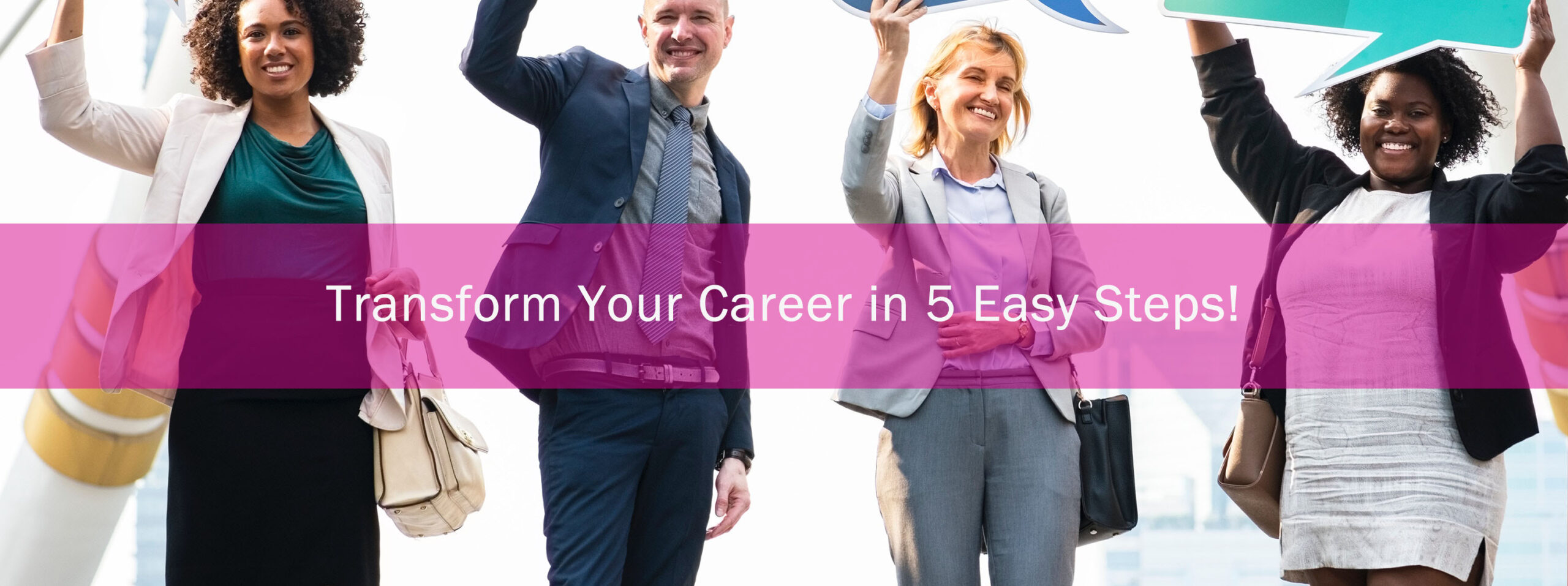 Career Transitions Made Easy video course